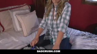 Dadcrush-Seduced By Horny Step-Daughter PornZek.Com